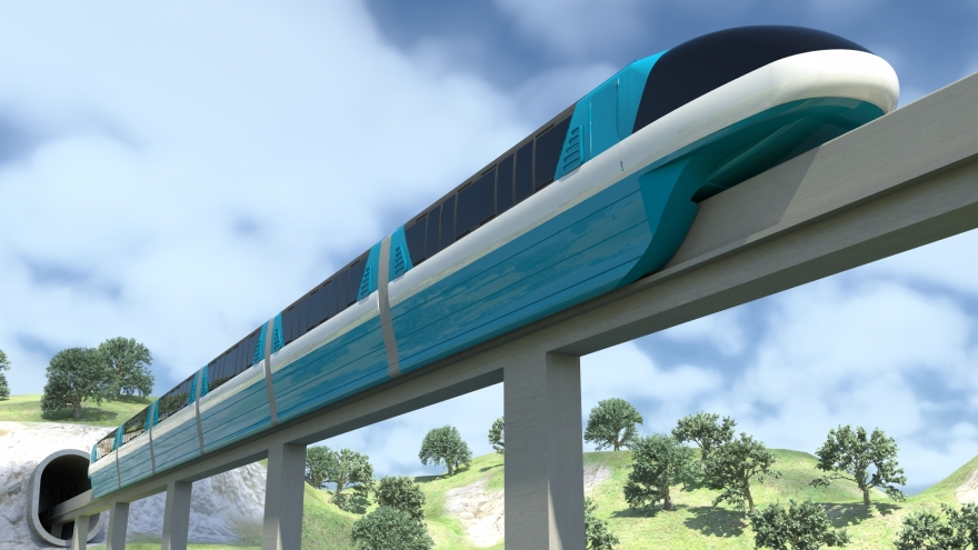 What would happen if we redesigned the Walt Disney World monorail trains?